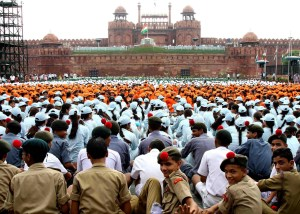 Independence Day Celebration at Red Fort